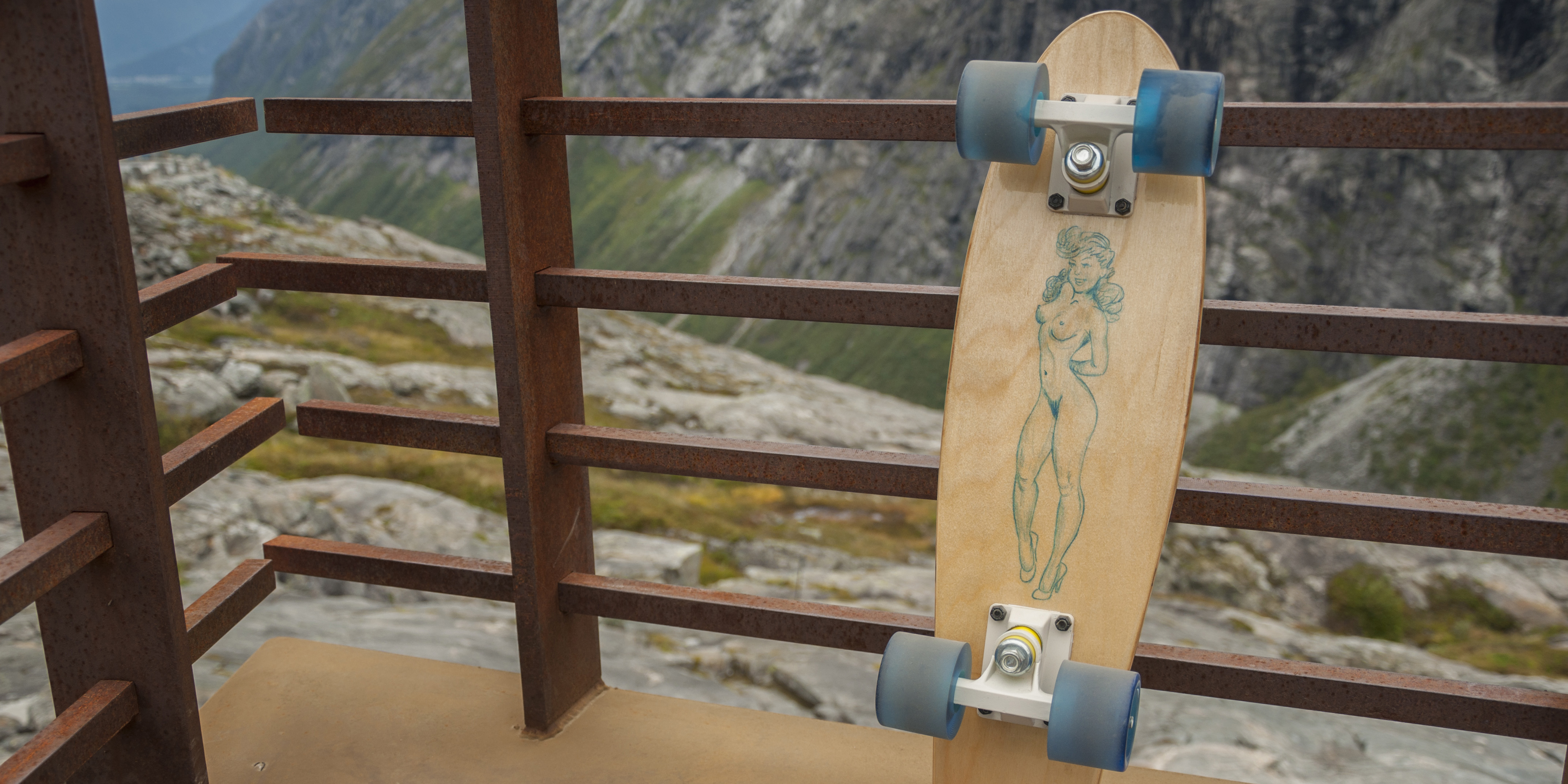 See how you can make your own penny board and give it an for Create your own penny